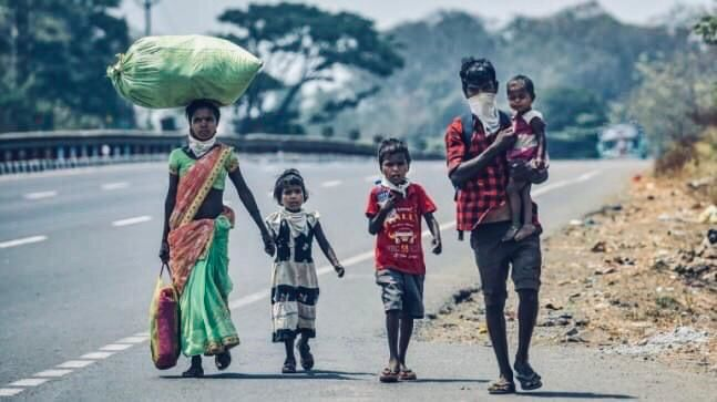 Supreme Court Directed Govts for Specific Relief for Migrant Workers After Bombay Lawyers Intervened