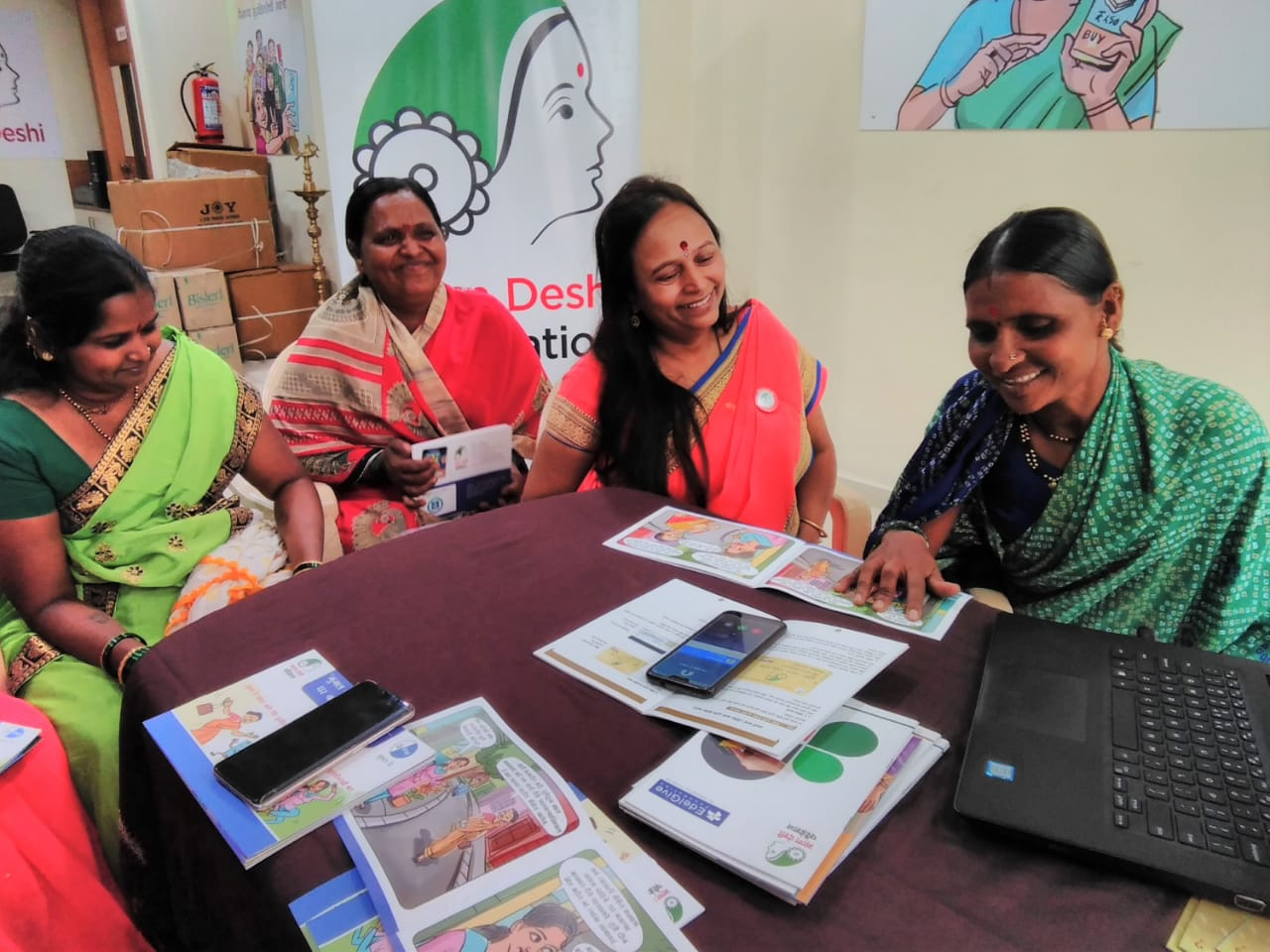Village women show the light on creating a digital revolution - TheLeaflet