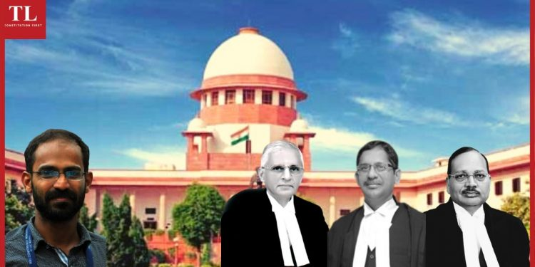 SC directs UP govt to shift Siddique Kappan to a hospital in Delhi; brushes aside UP's vehement objection