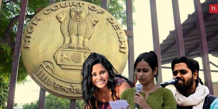 Delhi Riots case: UAPA accused Devangana Kalit, Natasha Narwal, Asif Iqbal Tanha get bail