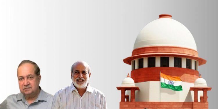 Journalists N Ram, Sashi Kumar petition SC to set up probe into Pegasus snooping scandal