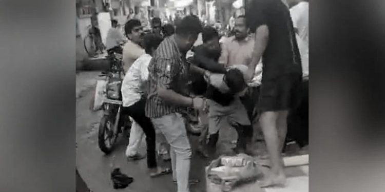 Booked for protesting assault on Muslim bangle-seller, ten Muslim activists in Indore now face legal exile