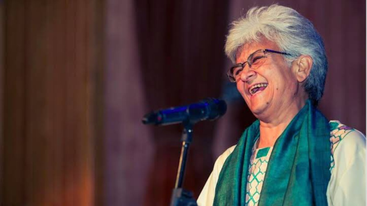 Freedom, my lady, comes at a cost: how Kamla Bhasin impacted my life -  TheLeaflet